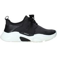 Schuhe Herren Sneaker Low Rocco Barocco N17.3 Schwarz