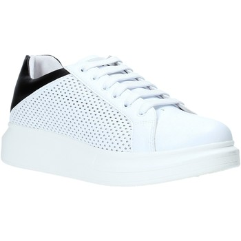 Schuhe Herren Sneaker Low Rocco Barocco N5.3 Weiß
