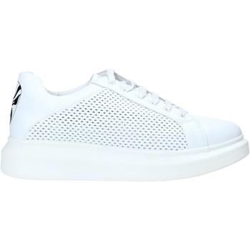 Schuhe Herren Sneaker Low Rocco Barocco N5 Weiß