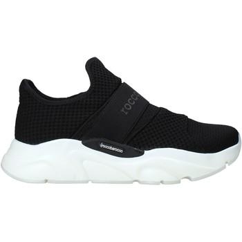 Schuhe Herren Sneaker Rocco Barocco N18 Schwarz