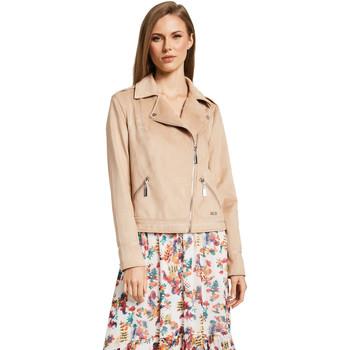Kleidung Damen Jacken / Blazers Gaudi 011BD38008 Beige