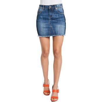 Kleidung Damen Röcke Gaudi 011BD76001 Blau