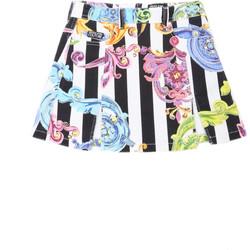 Kleidung Damen Röcke Versace A9HVB308SN103003 Weiß