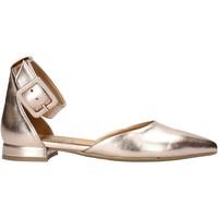 Schuhe Damen Ballerinas Grace Shoes 521T021 Rosa