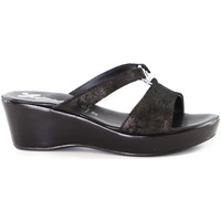 Schuhe Damen Pantoffel Susimoda 173643 Grau
