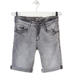 Kleidung Kinder Shorts / Bermudas Losan 013-9002AL Grau
