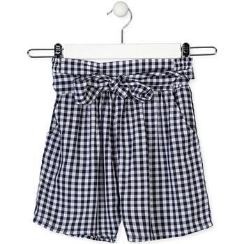 Kleidung Kinder Shorts / Bermudas Losan 014-9009AL Blau
