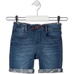 Kleidung Kinder Shorts / Bermudas Losan 015-6028AL Blau