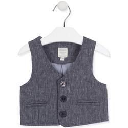 Kleidung Kinder Strickjacken Losan 017-2790AL Blau