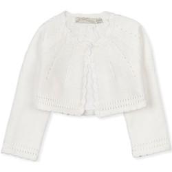 Kleidung Kinder Strickjacken Losan 018-5790AL Weiß