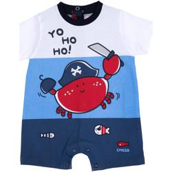 Kleidung Jungen Overalls / Latzhosen Chicco 09050813000000 Blau