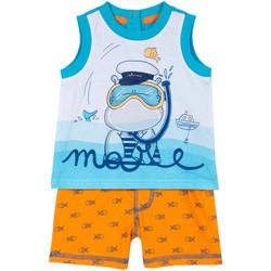 Kleidung Jungen Kleider & Outfits Chicco 09076378000000 Blau
