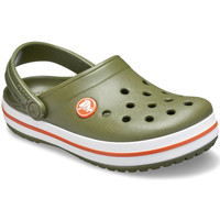 Schuhe Kinder Pantoletten / Clogs Crocs 204537 Grün
