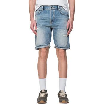 Kleidung Herren Shorts / Bermudas Antony Morato MMDS00068 FA700115 Blau