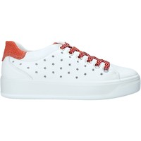 Schuhe Damen Sneaker Low IgI&CO 5157322 Weiß