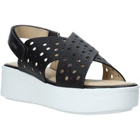 Schuhe Damen Sandalen / Sandaletten Impronte IL01525A Schwarz