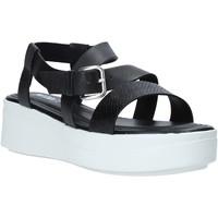 Schuhe Damen Sandalen / Sandaletten Impronte IL01524A Schwarz