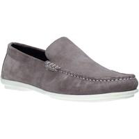 Schuhe Herren Slipper Impronte IM01060A Grau