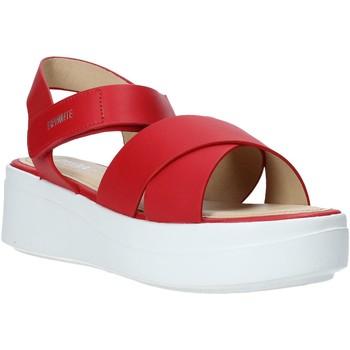 Schuhe Damen Sandalen / Sandaletten Impronte IL01526A Rot