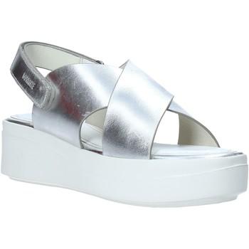 Schuhe Damen Sandalen / Sandaletten Impronte IL01529A Silber