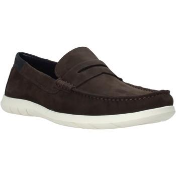 Schuhe Herren Slipper Impronte IM01083A Braun