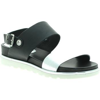 Schuhe Damen Sandalen / Sandaletten Mally 5786 Schwarz
