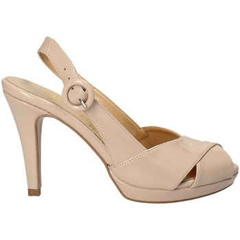 Schuhe Damen Pumps Grace Shoes 1850 Rosa