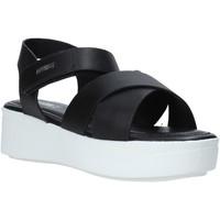 Schuhe Damen Sandalen / Sandaletten Impronte IL01526A Schwarz