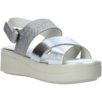 Schuhe Damen Sandalen / Sandaletten Impronte IL01548A Silber
