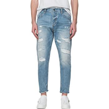 Kleidung Herren Slim Fit Jeans Antony Morato MMDT00226 FA700111 Blau