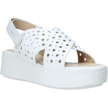 Schuhe Damen Sandalen / Sandaletten Impronte IL01525A Weiß
