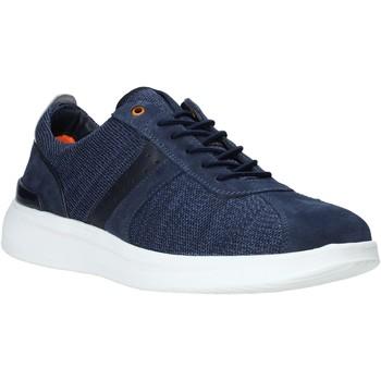 Schuhe Herren Sneaker Low Impronte IM01023A Blau