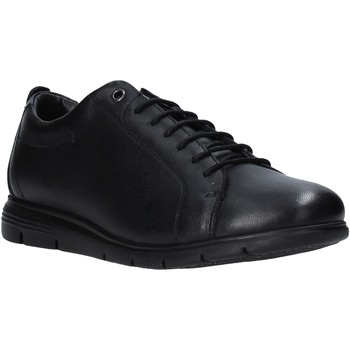 Schuhe Herren Sneaker Low Impronte IM01010A Schwarz