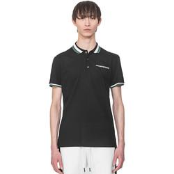 Kleidung Herren Polohemden Antony Morato MMKS01713 FA100083 Schwarz