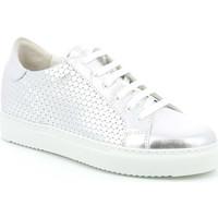 Schuhe Damen Sneaker Low Grunland SC3853 Grau