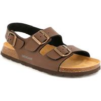 Schuhe Herren Sandalen / Sandaletten Grunland SB3645 Braun