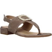 Schuhe Damen Sandalen / Sandaletten IgI&CO 5188533 Braun