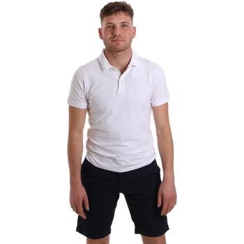 Kleidung Herren Polohemden Sseinse ME1517SS Weiß
