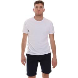 Kleidung Herren T-Shirts Sseinse ME1566SS Weiß