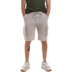 Kleidung Herren Shorts / Bermudas Sseinse PB591SS Beige