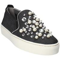 Schuhe Damen Slip on The Flexx B108_56 Schwarz