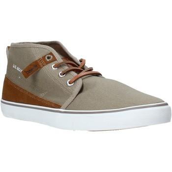 Schuhe Herren Sneaker High U.s. Golf S20-SUS112 Beige