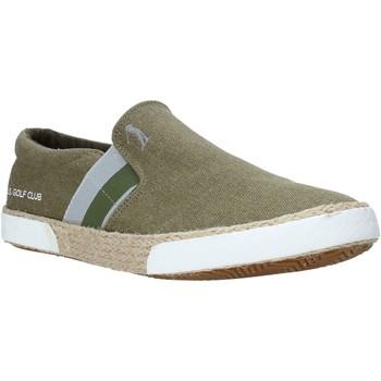 Schuhe Herren Slip on U.s. Golf S20-SUS101 Grün