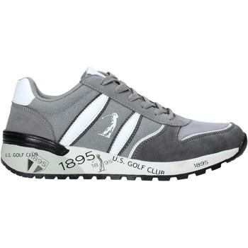 Schuhe Herren Sneaker Low U.s. Golf S20-SUS152 Grau