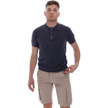 Kleidung Herren Polohemden Sseinse ME1513SS Blau