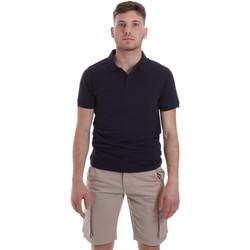 Kleidung Herren Polohemden Sseinse ME1517SS Blau