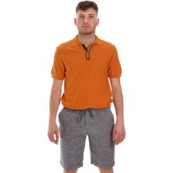 Kleidung Herren Polohemden Sseinse ME1528SS Orange