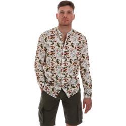 Kleidung Herren Langärmelige Hemden Sseinse CE526SS Beige
