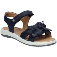 Schuhe Kinder Sandalen / Sandaletten Naturino 0502549-02-0C02 Blau