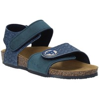 Schuhe Kinder Sandalen / Sandaletten Valleverde GM1852J Blau